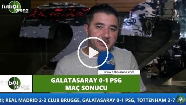 """'Ali Naci Küçük: """"Galatasaray bu oyun sistemiyle Gençlerbirliği maçına çkabilir"""""""