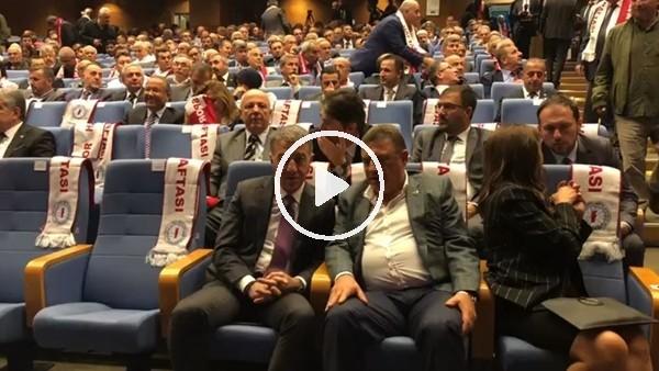 'Ahmet Ağağolu ve Hasan Kartal sohbet etti