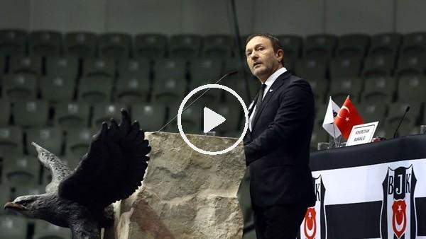 """'Hürser Tekinoktay: """"Fair-play kurallarıan uygun bir Beşiktaş yaratacağız"""""""