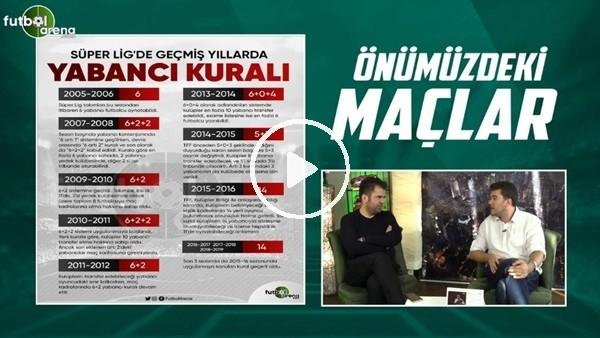 'Türk futbol tarihinde yabancı kuralı