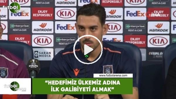 """İrfan Can Kahveci: """"Hedefimiz ülkemiz adına ilk galibiyeti almak"""""""