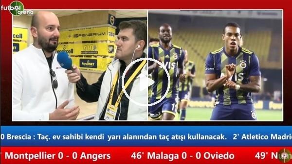 """Senad Ok: """"Fenerbahçe rakiplerinden çok daha iyi"""""""