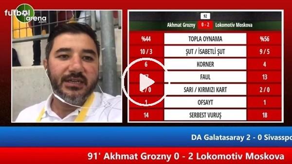 """'Ali Naci Küçük: """"Galatasaray'ın oyun iştahı ilk 7 haftaya göre çok daha iyi"""""""