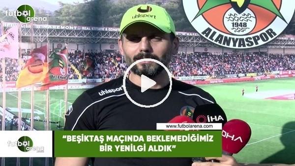 """'Erol Bulut: """"Beşiktaş maçında beklemediğimiz bir yenilgi aldık"""""""