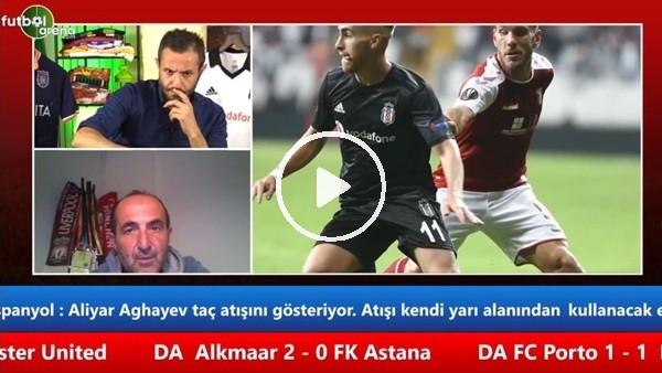 """Hüseyin Özök: """"Beşiktaş böyle oynarsa Galatasaray'ı zorlayabilir"""""""