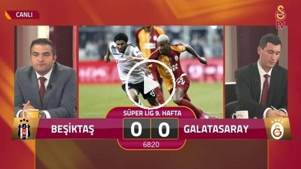 Umut Nayir'in golünde GS TV spikerleri