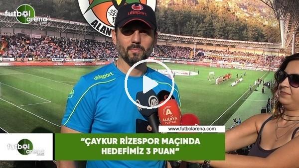 """'Erol Bulut: """"Çaykur Rizespor maçında hedefimiz 3 puan"""""""
