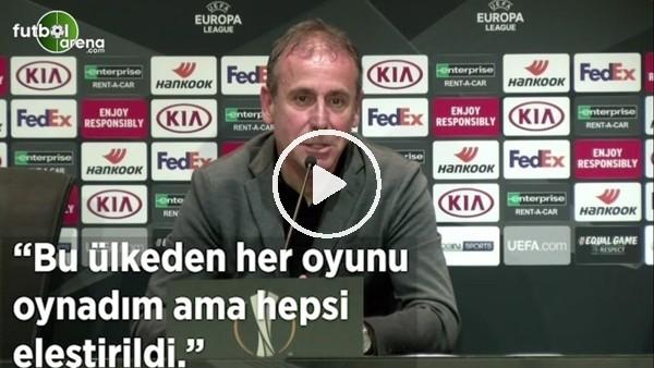"""Abdullah Avcı: """"Bu ülkede her oyunu oynadım ama hepsi eleştirildi"""""""