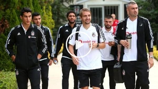 'Beşiktaş, Ankaragücü maçı için Başkent'te