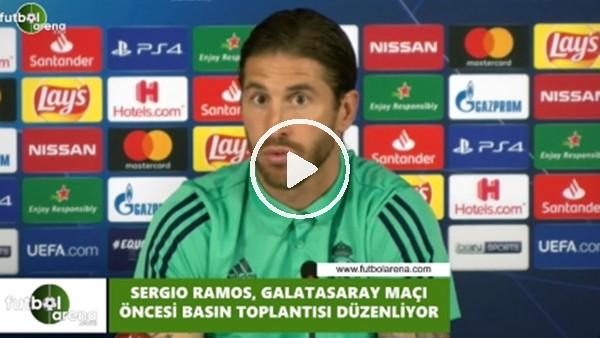 Sergio Ramos'tan Falcao ve Türkiye sözleri
