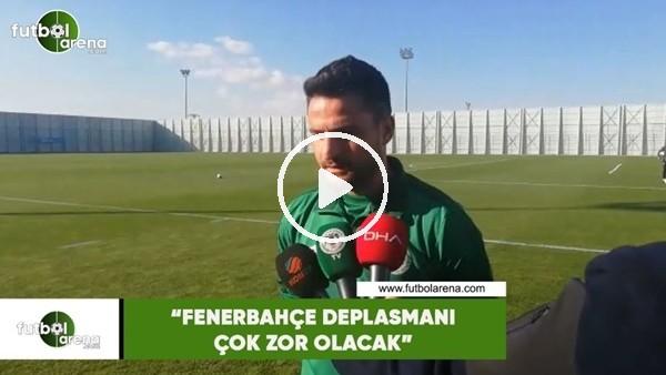 """Ömer Ali Şahiner: """"Fenerbahçe deplasmanı çok zor olacak"""""""