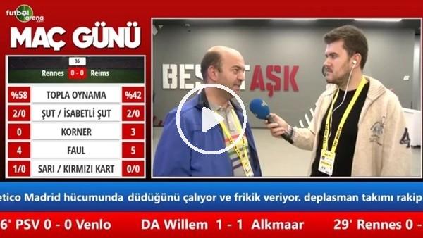 Beşiktaş 2-0 Aytemiz Alanyaspor   Çağdaş Sevinç yorumları