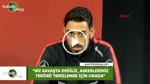 """'İrfan Can Kahveci: """"Biz savaşta değiliz, askerlerimiz terörü temizlemek için orada"""""""