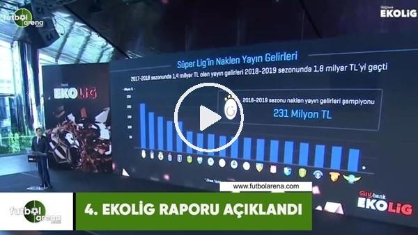 Süper Lig'in naklen yayın gelirleri ne kadar?