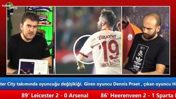 'Gaziantep - Galatasaray Maçı Analizi | Fatih Terim Doğru 11'i Buldu Mu?