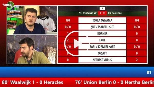 'Antalyaspor - Beşiktaş Maçı Analizi | İlk Yarı Beyaz, İkinci Yarı Siyah
