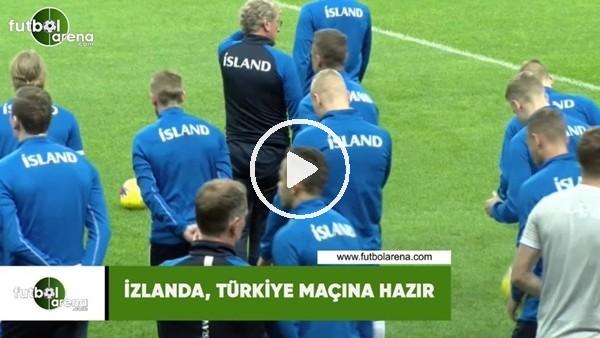 'İzlanda, Türkiye maçına hazır