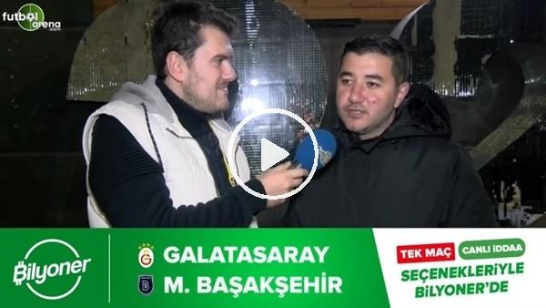 'Galatasaray - Başakşehir maçının heyecanı Bilyoner'de!