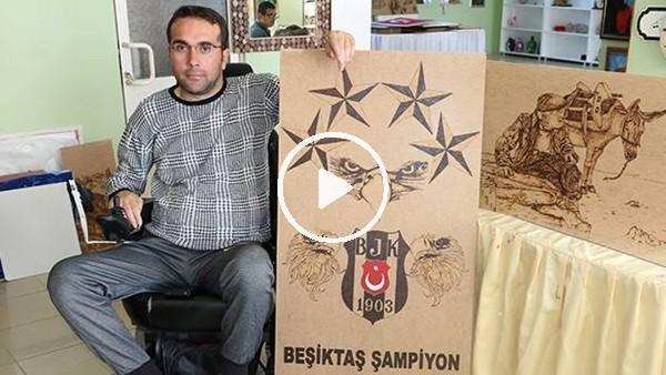 'Beşiktaş aşığı taraftarın tek hayali Vodafone Park'ta maç izlemek