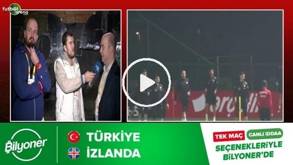 'Türkiye - İzlanda maçının heyecanı Bilyoner'de!