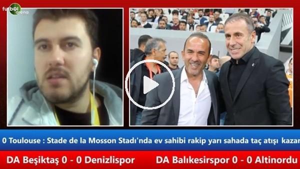 """'Sinan Yılmaz: """"Beşiktaş ilk yarı iyi oynadı diyemeyiz"""""""