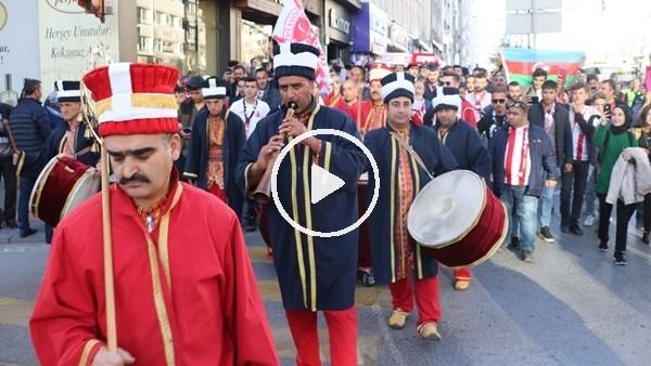 Sivasspor'a mehterli destek