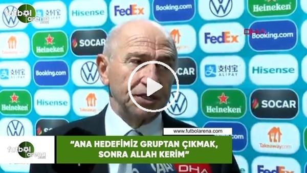 """Nihat Özdemir: """"Ana hedefimiz gruptan çıkmak, sonra Allah Kerim"""""""