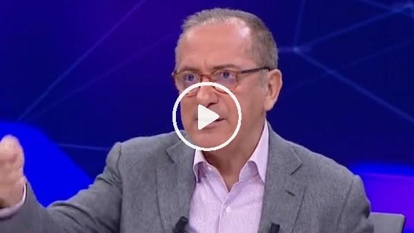 """'Fatih Altaylı: """"Galatasaray tarihinde böyle bir rezillik yaşanmadı"""""""