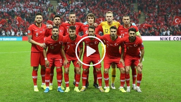 A Milli Futbol Takımımız Euro 2020'de
