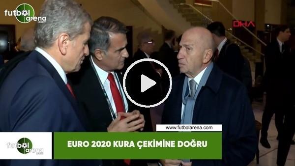EURO 2020 kura çekimine doğru