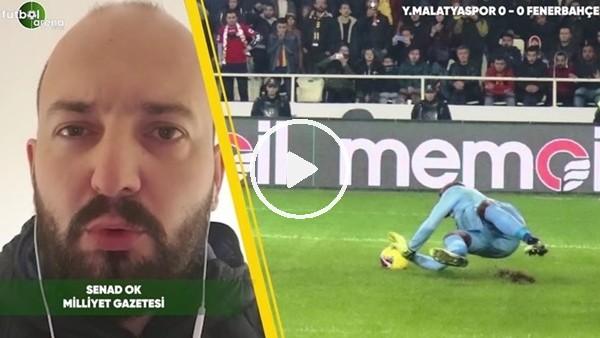 'Yeni Malatyaspor 0-0 Fenerbahçe #KareAs