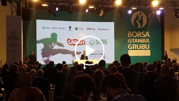 'Uluslararası Futbol Ekonomi Forumu - Canlı