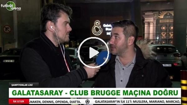 "Ali Naci Küçük: ""Galatasaray tek gol ayağı Feghouli"""