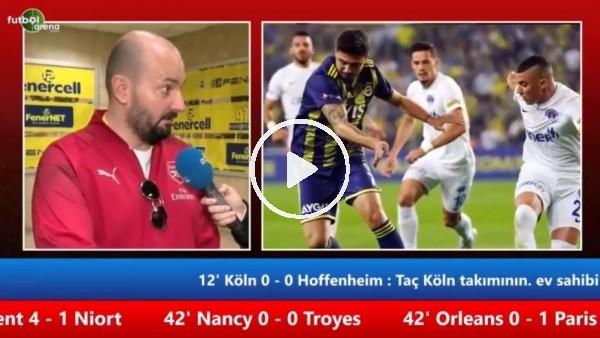 'Fenerbahçe - Kasımpaşa Maç Sonu | Ersun Yanal, Zajc'ı Neden Oynatmadı