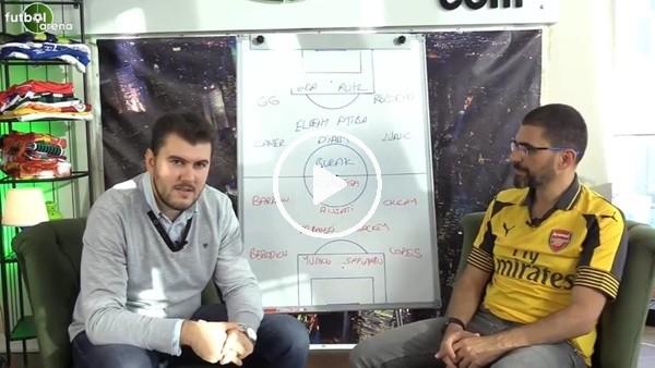 'Beşiktaş Toparlanmasında Elneny Etkisi | Vida Gönderilmeli Mi? | Diaby'nin Koşuları...