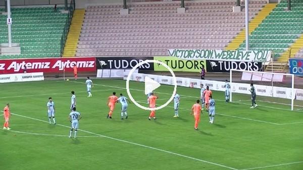 Aytemiz Alanyaspor 2-1 Adana Demirspor (Maç Özeti)