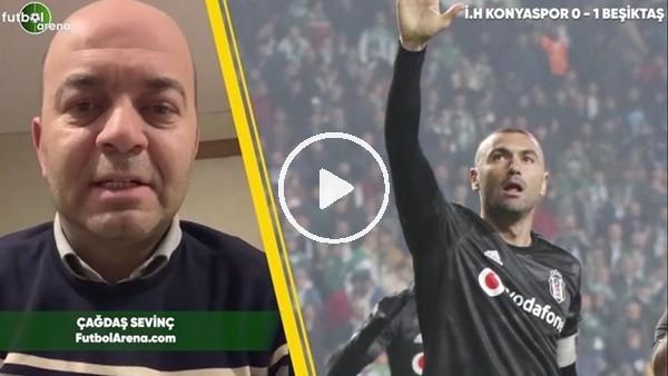 'Konyaspor 0-1 Beşiktaş #KareAs