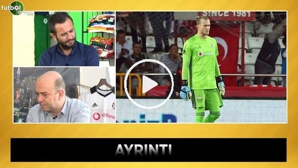 'Antalyaspor - Beşiktaş maçının adamı kimdi?