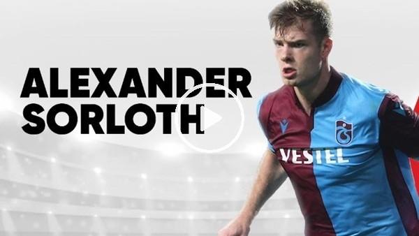 'Aytemiz ile haftanın futbolcusu Alexander Sörloth seçildi