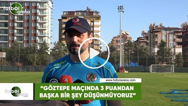 """'Erol Bulut: """"Göztepe maçında 3 puandan başka bir şey düşünmüyoruz"""""""