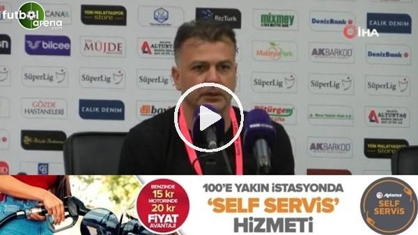 """'Murat Şahin: """"Büyük takımla oynadığınız maçtan 1 puan almak kötü değildir"""""""