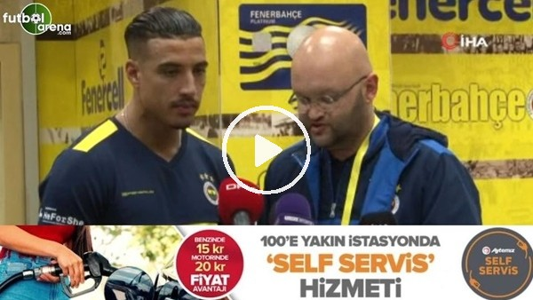 """'Dirar: """"Fenerbahçe'nin gerçek yüzünü bir sonraki maçlarda göstereceğiz"""""""