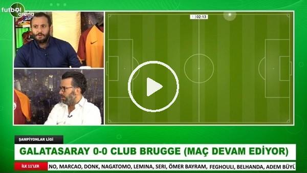 """Memed Toygar: """"Galatasaray'ın şu görüntüsü Şampiyonlar Ligi'nden çok uzak"""""""