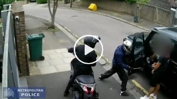 'Mesut Özil ve Kolasinac'a yapılan saldırının yeni görüntüleri ortaya çıktı