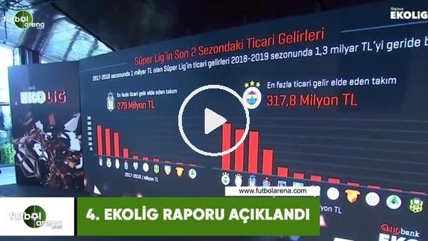 'En fazla ticari gelir elde eden Fenerbahçe oldu!