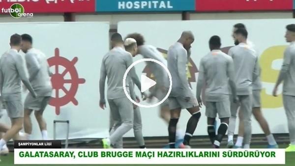 Ali Naci Küçük, Galatasaray antrenmanından son gelişmeleri aktardı