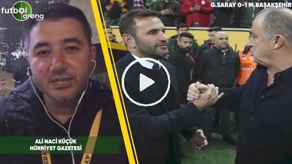 'Galatasaray - Başakşehir maçının KareAsı