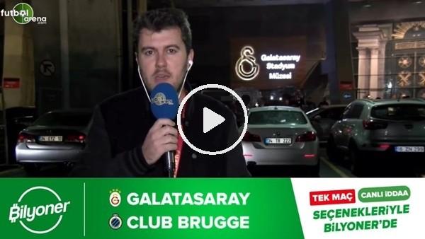 Galatasaray - Club Brugge maçının heyecanı Bilyoner'de!
