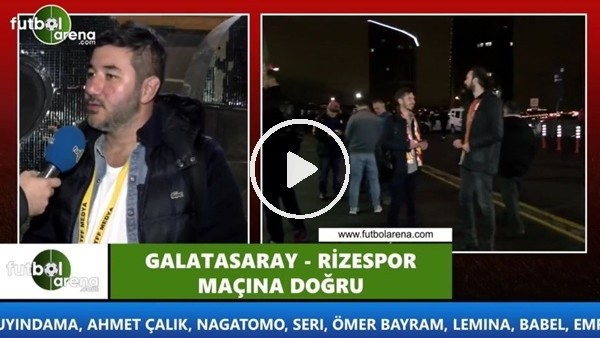 "'Ali Naci Küçük: ""Galatasaray bugün kazanmaya mecbur"""
