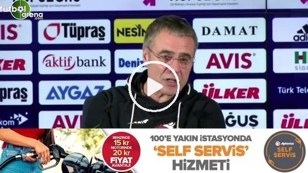 """'Ersun Yanal: """"En iyi istatistikler Fenerbahçe'nin ama mutlu değilim çünkü skor herşey demek"""""""